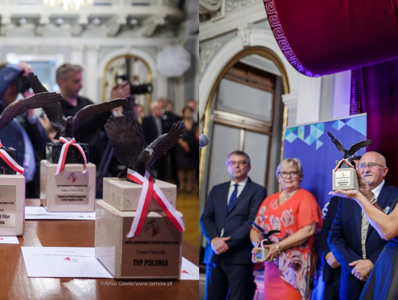 Orły Gospodarcze Polonii Świata 2019 rozdane